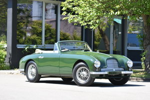 1953 Aston Martin DB2 Vantage DHC LHD For Sale by Auction