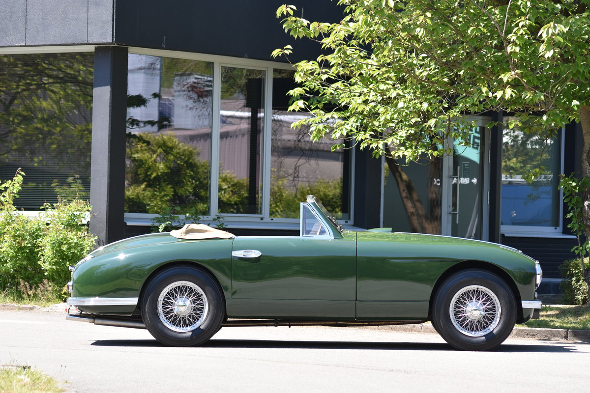1953 Aston Martin DB2 Vantage DHC LHD For Sale by Auction (picture 2 of 5)