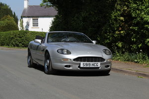 1998 Aston Martin DB7 Convertible - Alfred Dunhill Edition For Sale