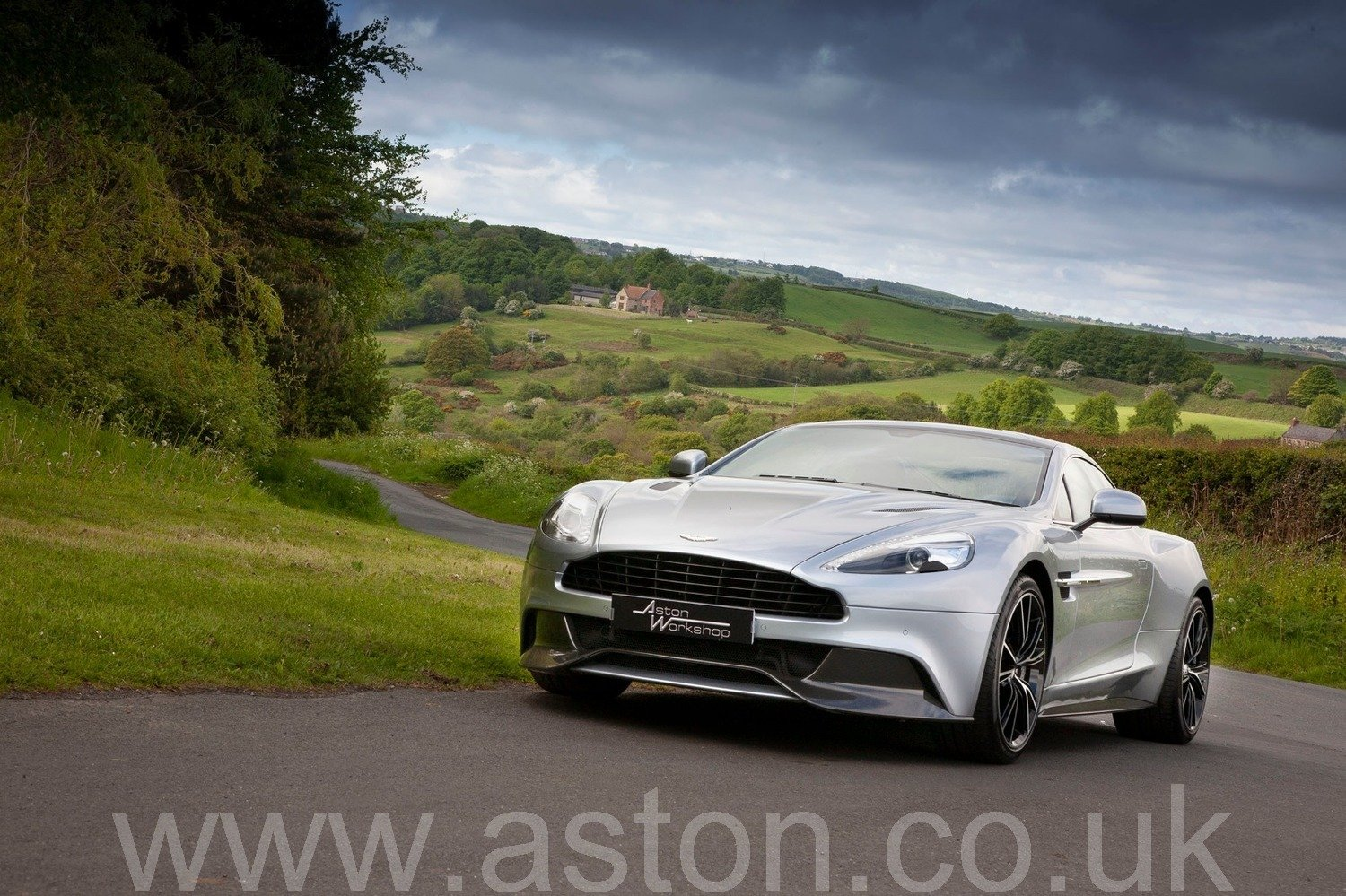 2013 Vanquish Centenary For Sale (picture 1 of 6)