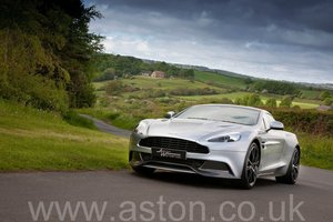 2013 Vanquish Centenary For Sale