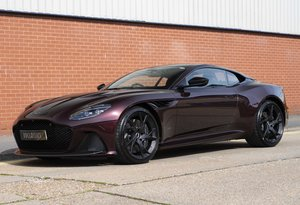 2019 Aston Martin DBS Superleggera For Sale in London (RHD) For Sale