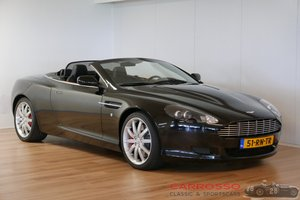 2005 Aston Martin DB9 Volante Beautiful car
