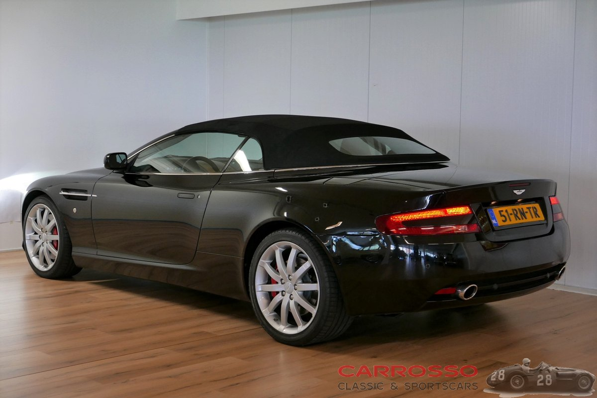 2005 Aston Martin DB9 Volante Beautiful car For Sale (picture 2 of 6)