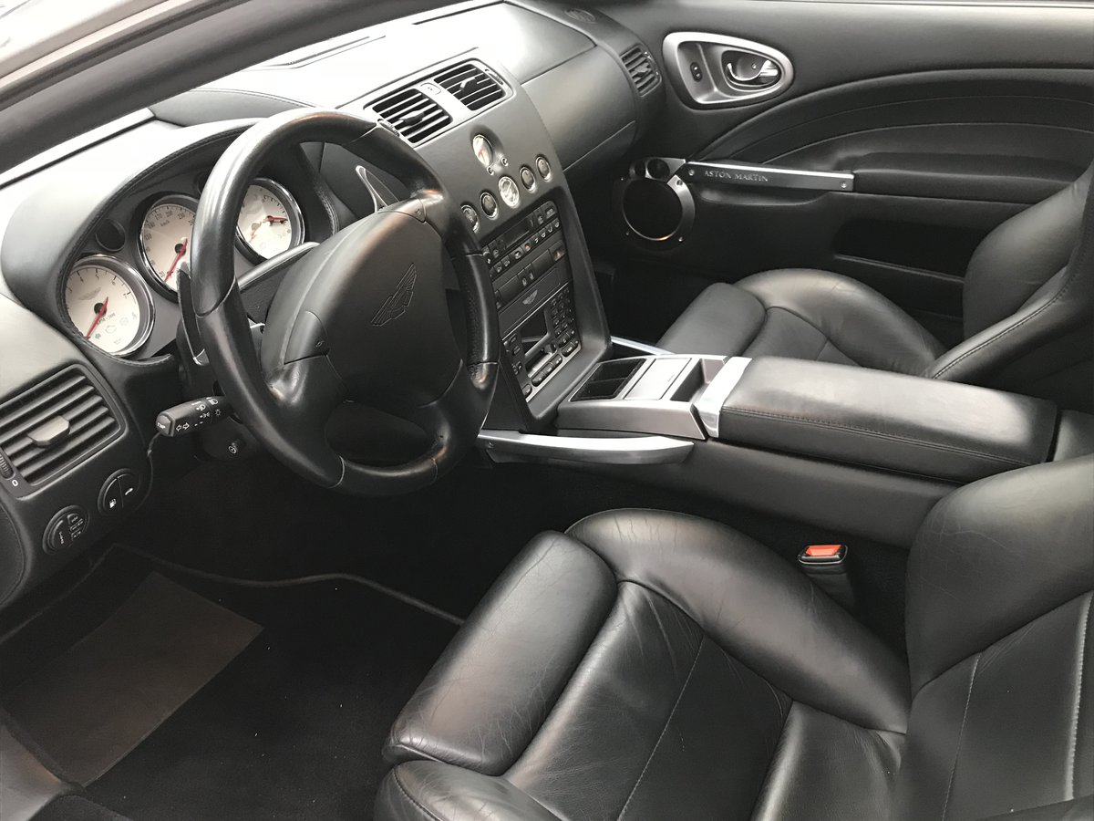 2005 Aston Martin Vanquish S For Sale (picture 5 of 6)