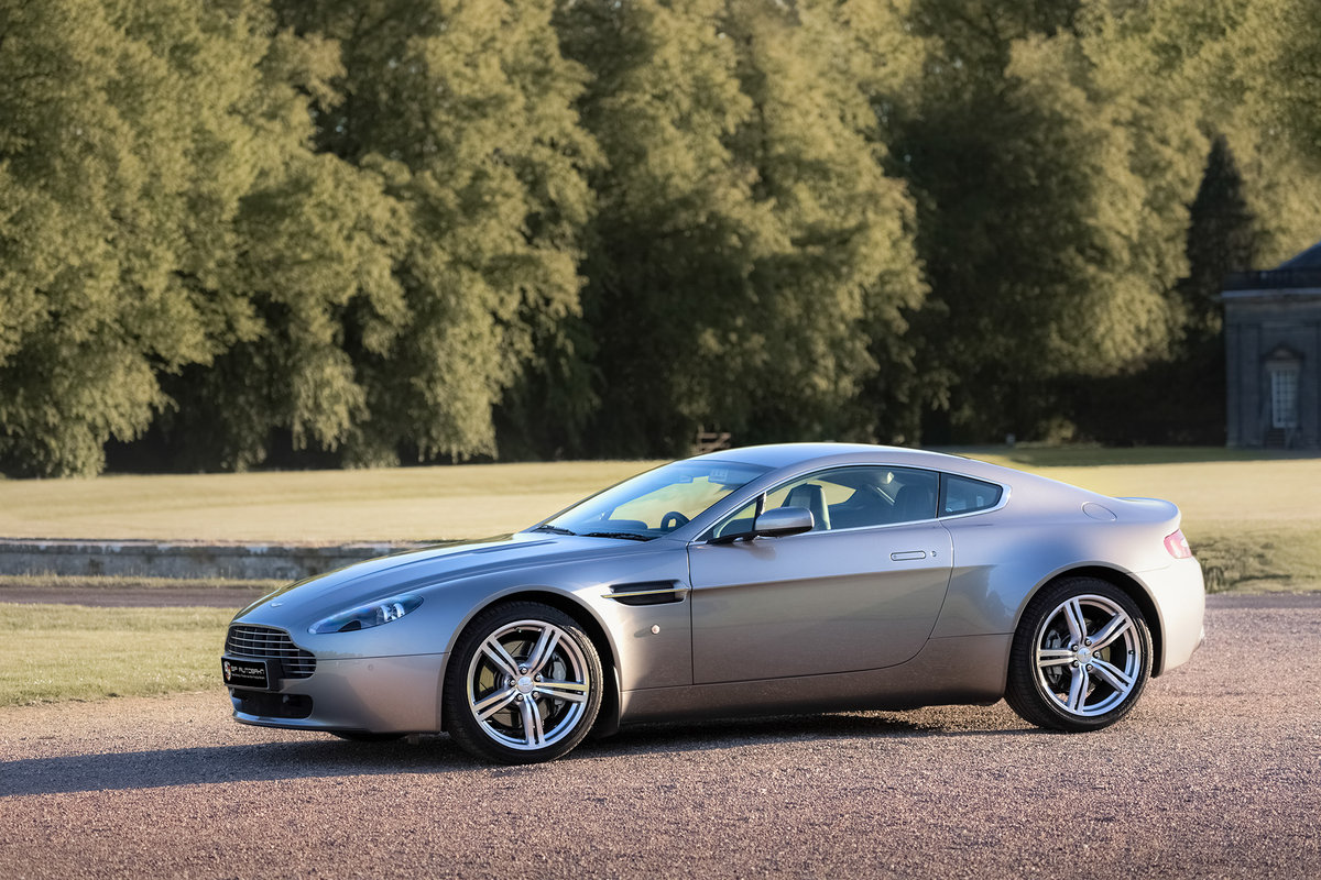 2009 Aston Martin Vantage 4.7 V8 For Sale (picture 1 of 6)