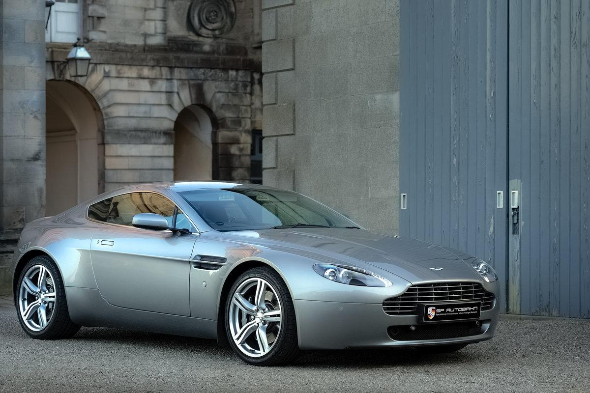 2009 Aston Martin Vantage 4.7 V8 For Sale (picture 2 of 6)