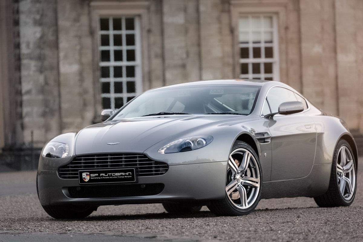 2009 Aston Martin Vantage 4.7 V8 For Sale (picture 4 of 6)