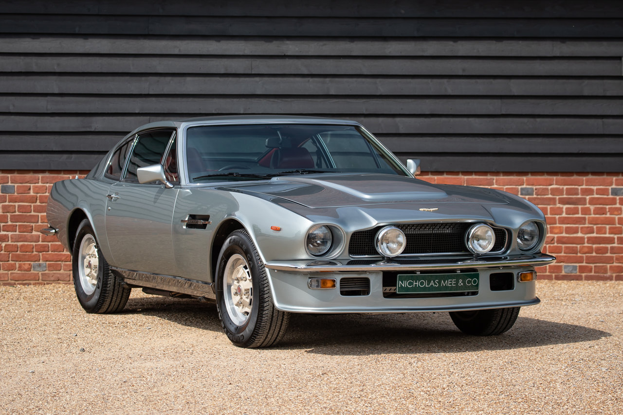 1978 Aston Martin V8 - Manual For Sale (picture 1 of 6)