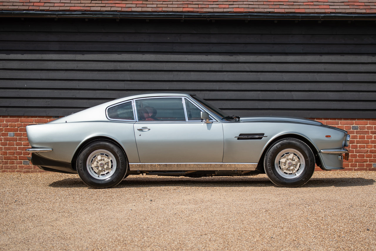 1978 Aston Martin V8 - Manual For Sale (picture 2 of 6)
