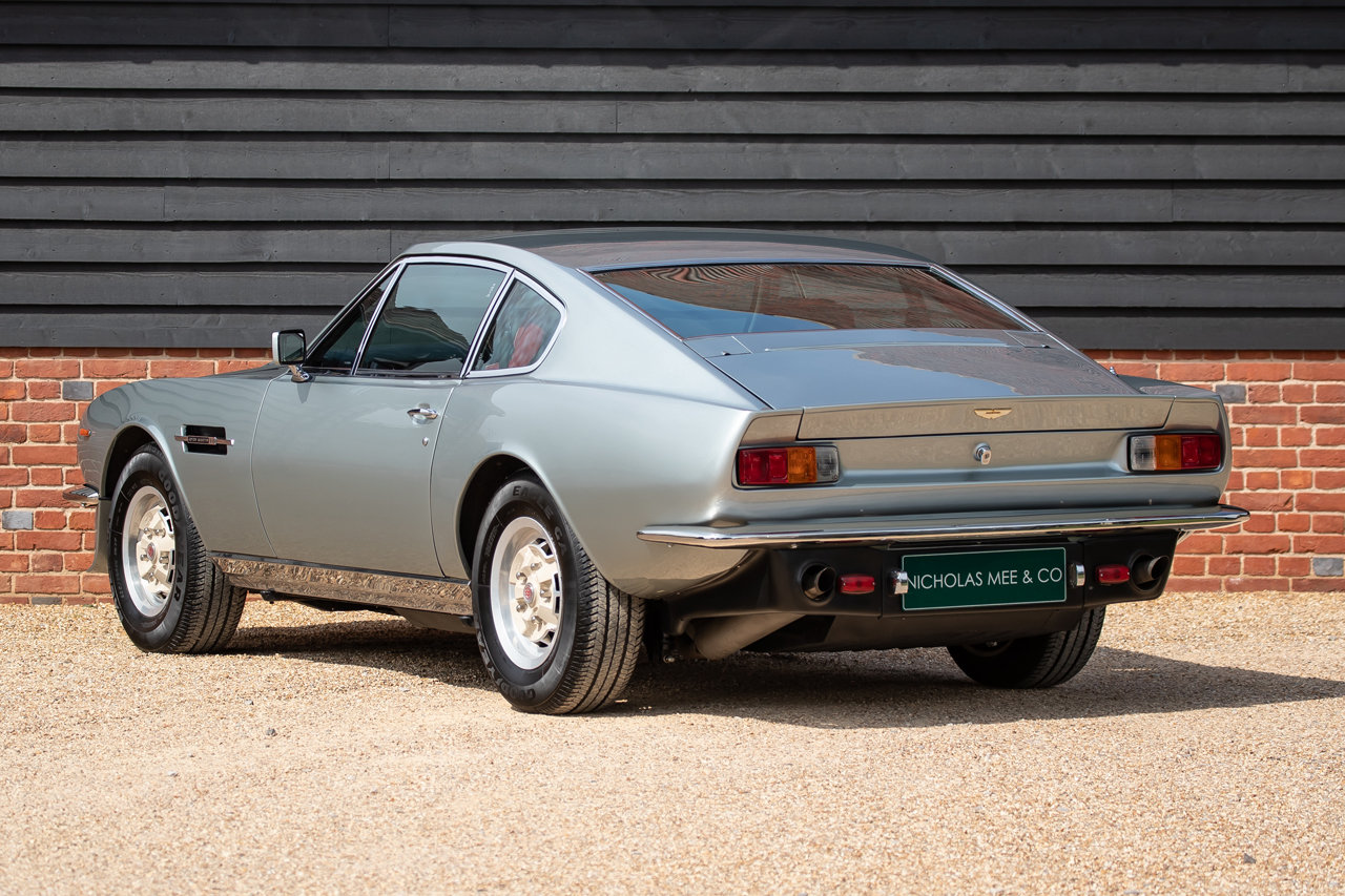 1978 Aston Martin V8 - Manual For Sale (picture 3 of 6)