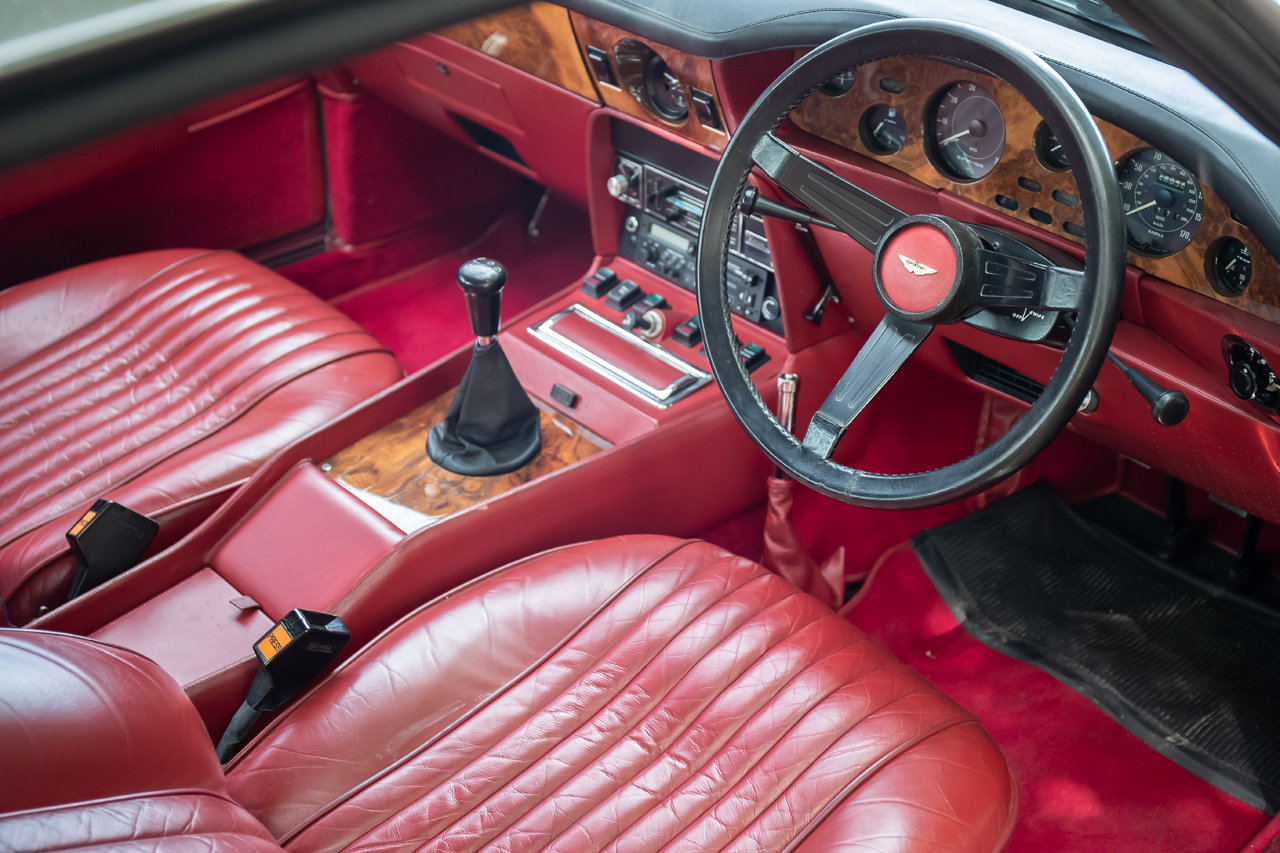 1978 Aston Martin V8 - Manual For Sale (picture 4 of 6)