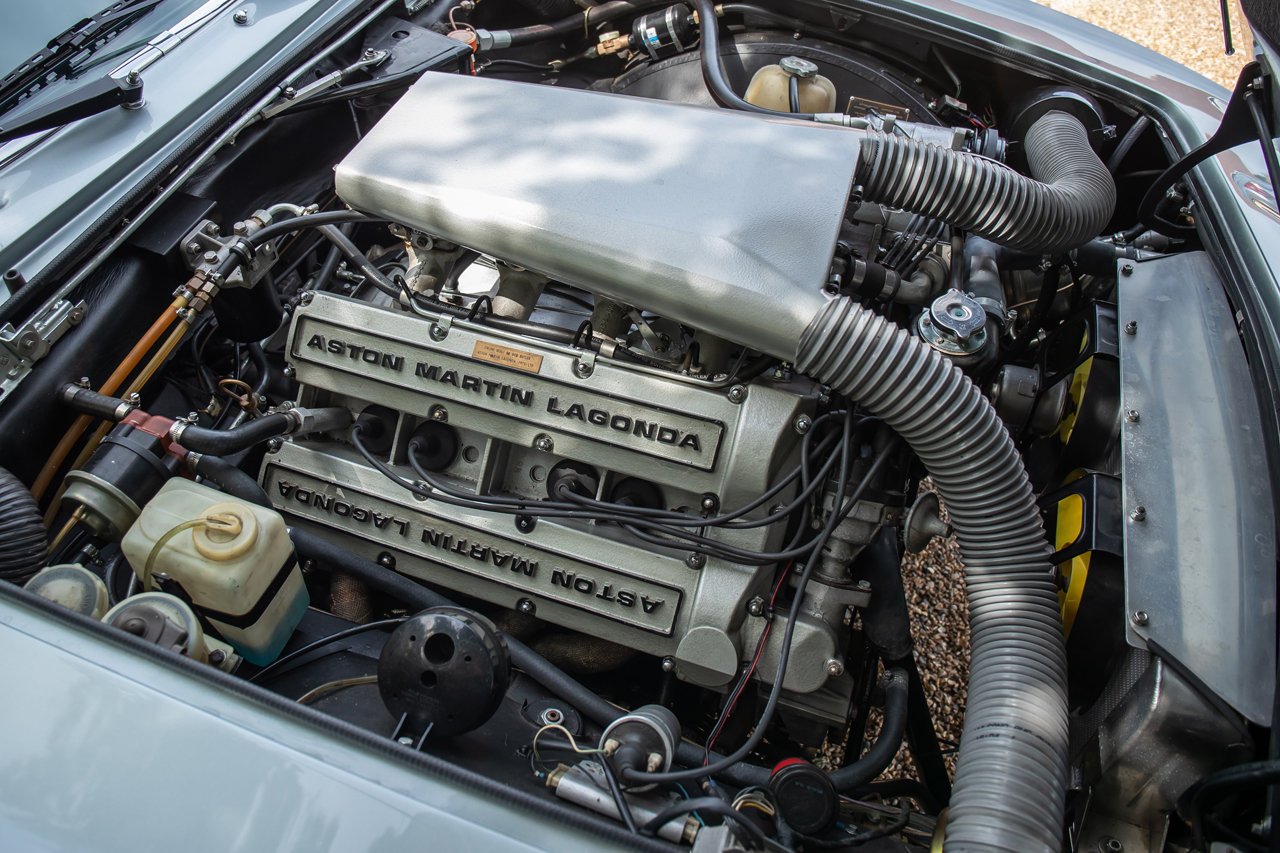 1978 Aston Martin V8 - Manual For Sale (picture 5 of 6)