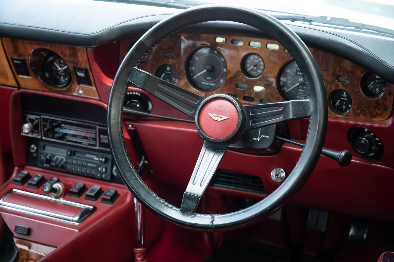 1978 Aston Martin V8 - Manual For Sale (picture 6 of 6)