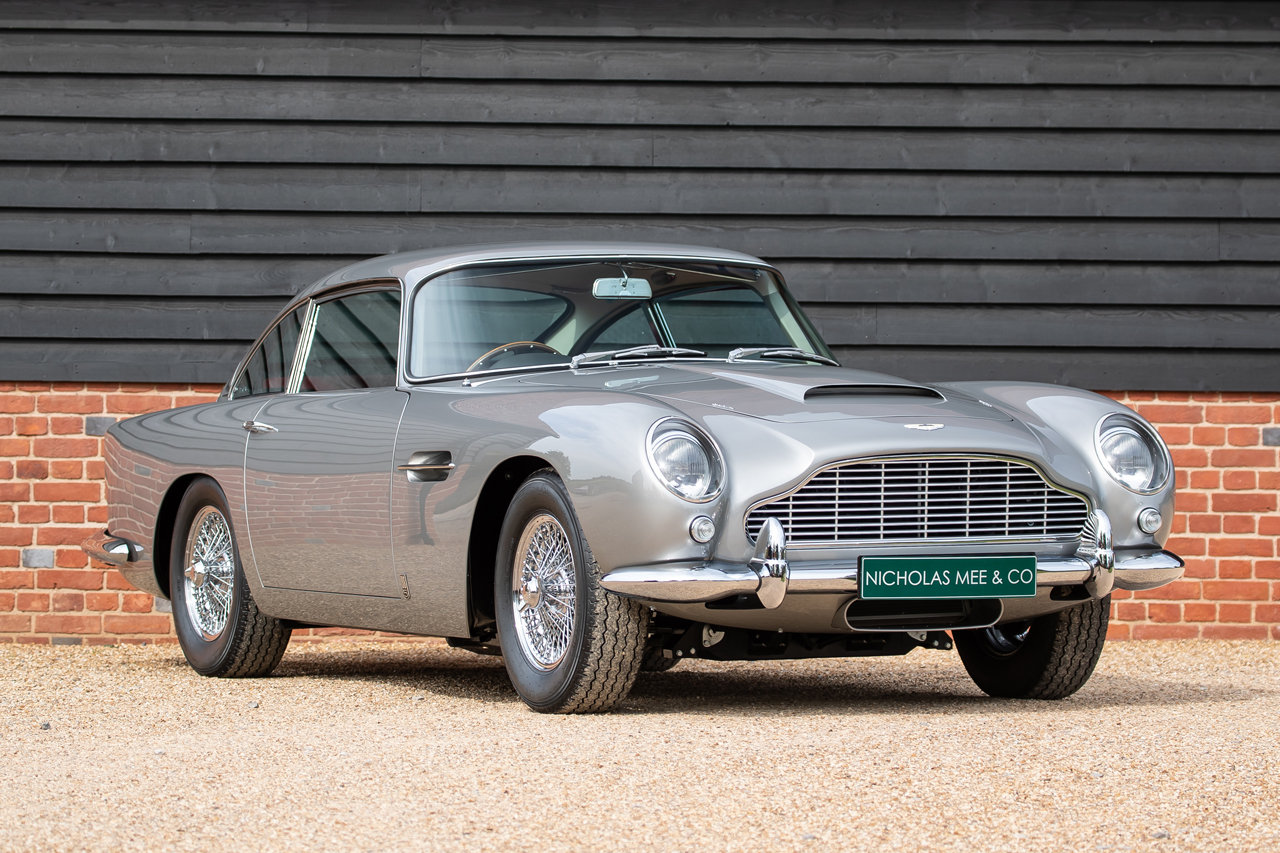 1964 Aston Martin DB5 For Sale (picture 1 of 6)