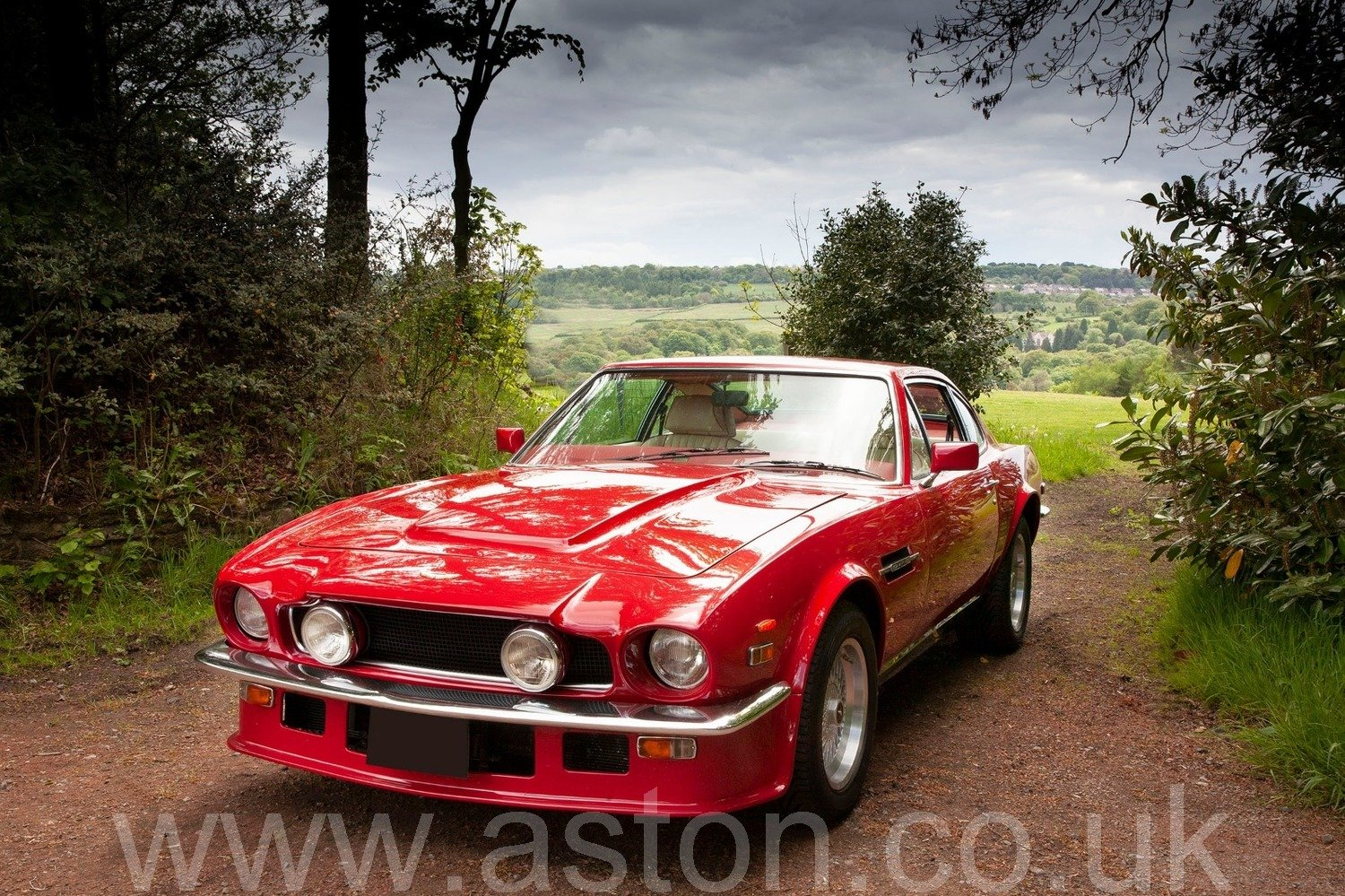 One Owner 1980 Aston Martin V8 Series IV 'Oscar India' X pac SOLD (picture 2 of 6)