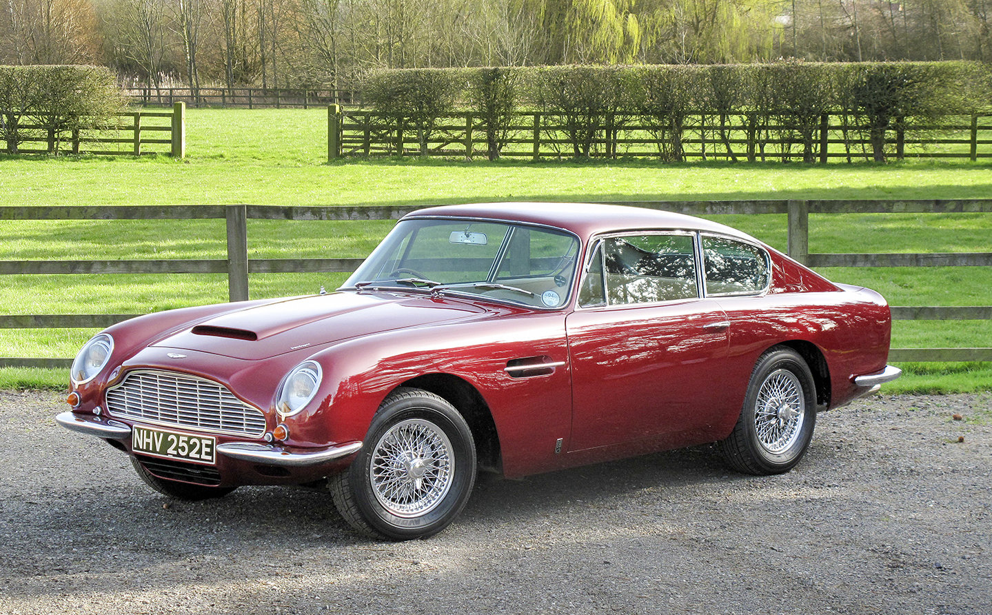 1967 Aston Martin DB6 **NOW SOLD** For Sale (picture 1 of 6)
