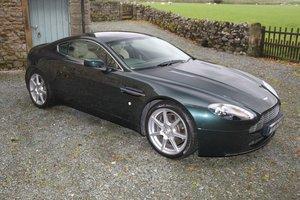2007 Aston Martin Vantage V8 Manual For Sale