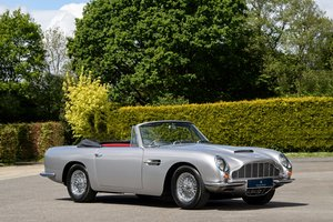 1968 Aston Martin DB6 Mk 1 Volante - AM Works Restored  For Sale