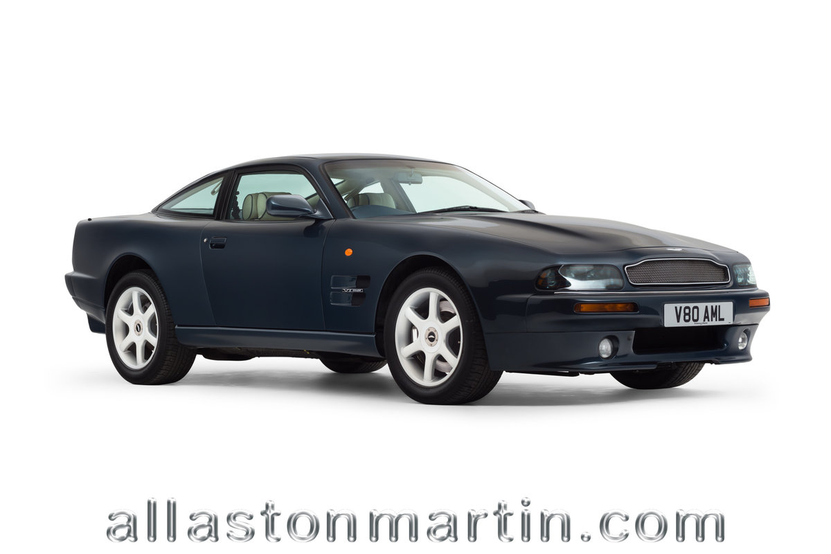 1999 Exceptional Aston Martin V8 Coupe For Sale (picture 1 of 6)