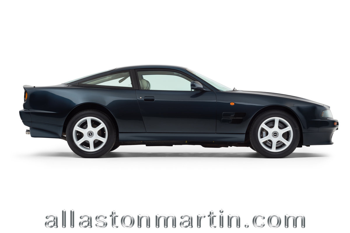1999 Exceptional Aston Martin V8 Coupe For Sale (picture 3 of 6)