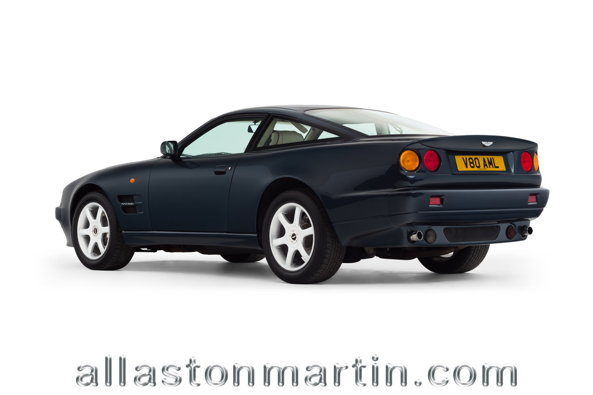1999 Exceptional Aston Martin V8 Coupe For Sale (picture 4 of 6)