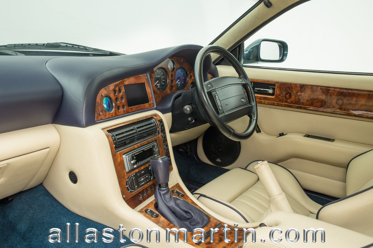 1999 Exceptional Aston Martin V8 Coupe For Sale (picture 5 of 6)