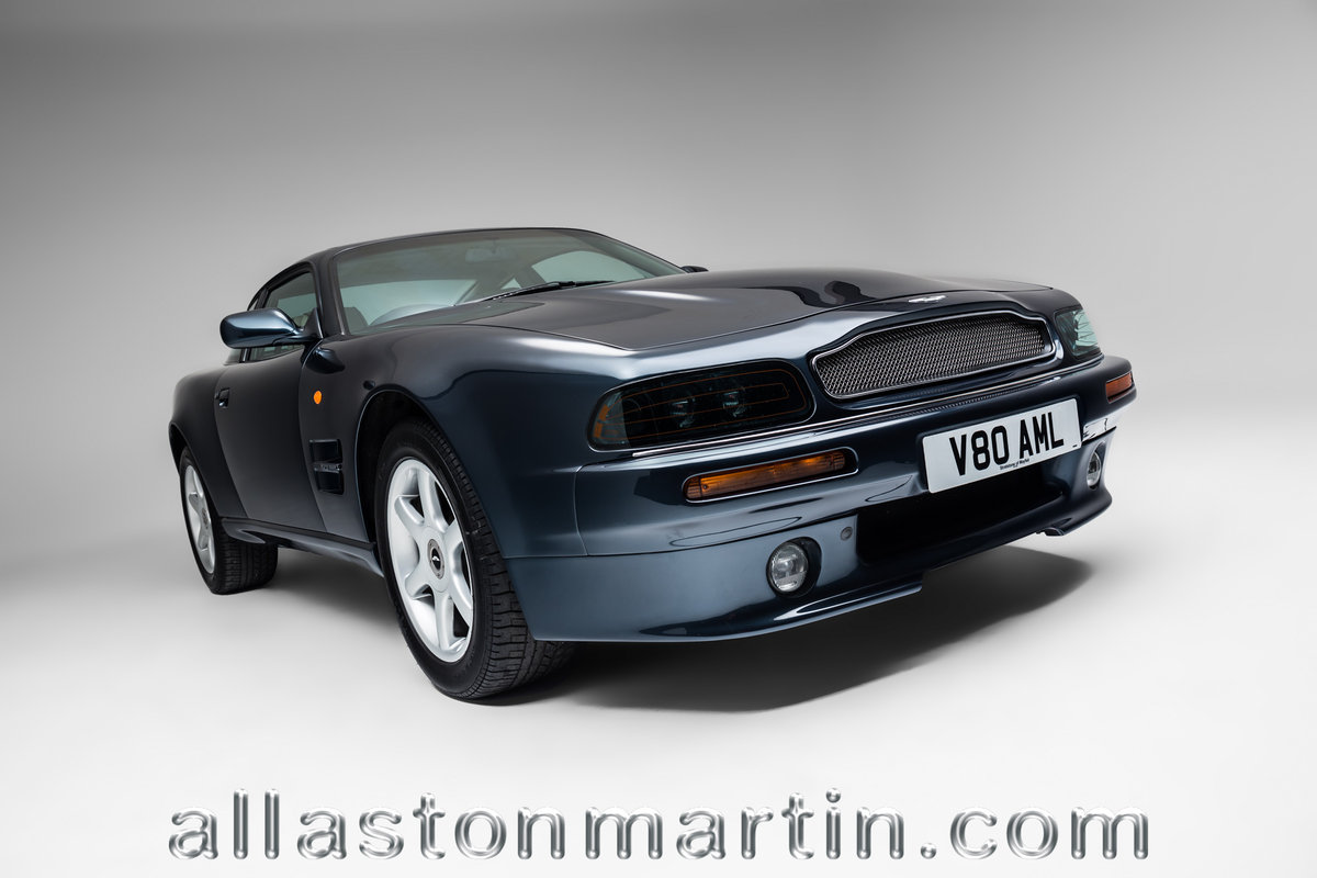 1999 Exceptional Aston Martin V8 Coupe For Sale (picture 6 of 6)