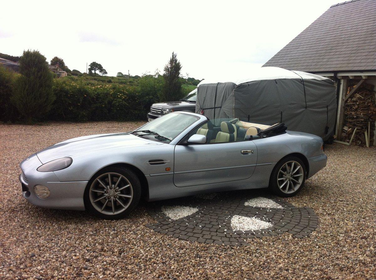 2002 Aston Martin DB7 Vantage Volante For Sale (picture 4 of 6)