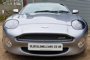 2003 Aston Martin GTA V12 - Only 16,000 Miles - Rare 1 of 112 For Sale
