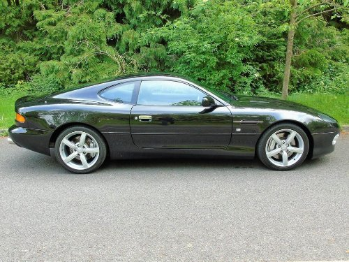 2004 Aston Martin DB7 5.9 GTA 2dr EXCEPTIONAL AND RARE GTA For Sale (picture 2 of 6)