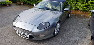 2001 5.9 litre V12 Vantage Volante For Sale