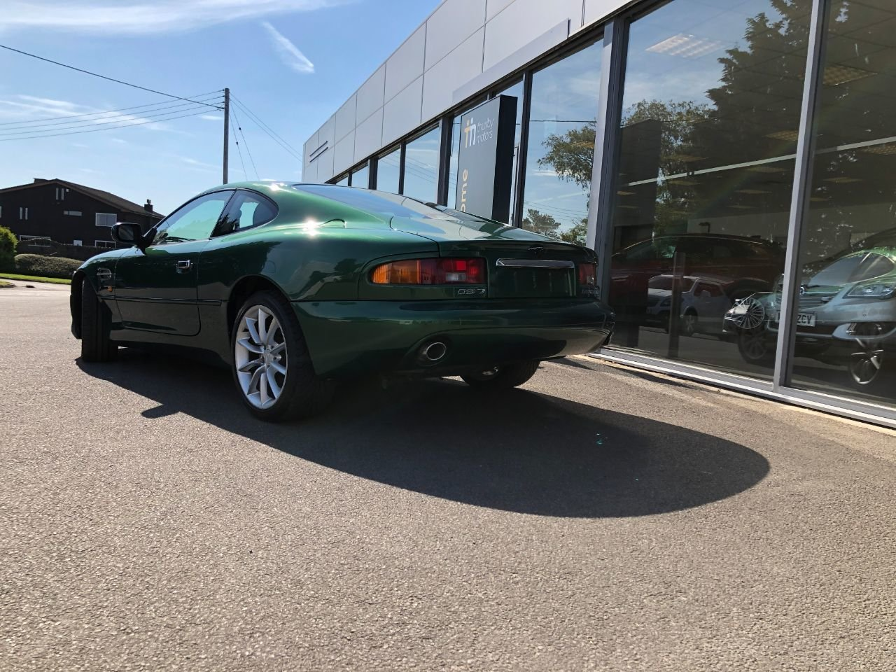 2000 Aston Martin DB7 Vantage SOLD (picture 3 of 6)