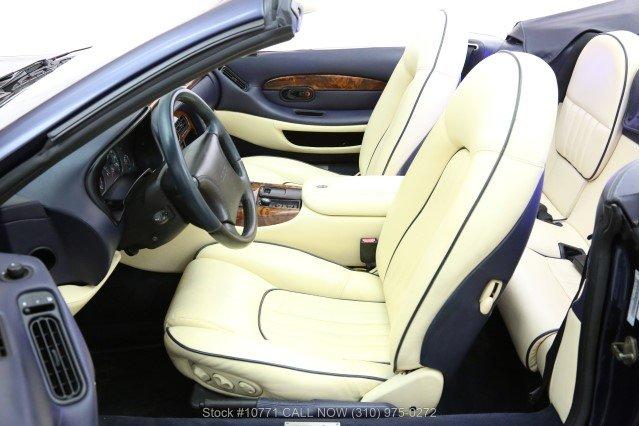 1998 Aston Martin DB7 Volante Convertible For Sale (picture 4 of 6)