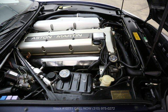 1998 Aston Martin DB7 Volante Convertible For Sale (picture 5 of 6)