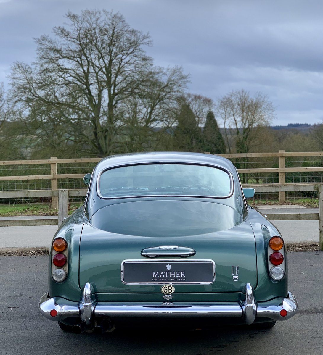 1964 Aston Martin DB5 Coupe For Sale