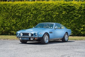 1984 Aston Martin V8 Coupe Series 4 For Sale