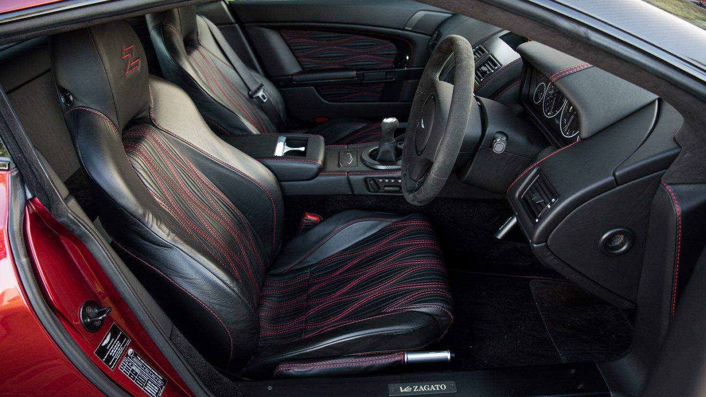 2012 Aston Martin V12 Vantage Zagato - One of 18 RHD  For Sale (picture 3 of 6)