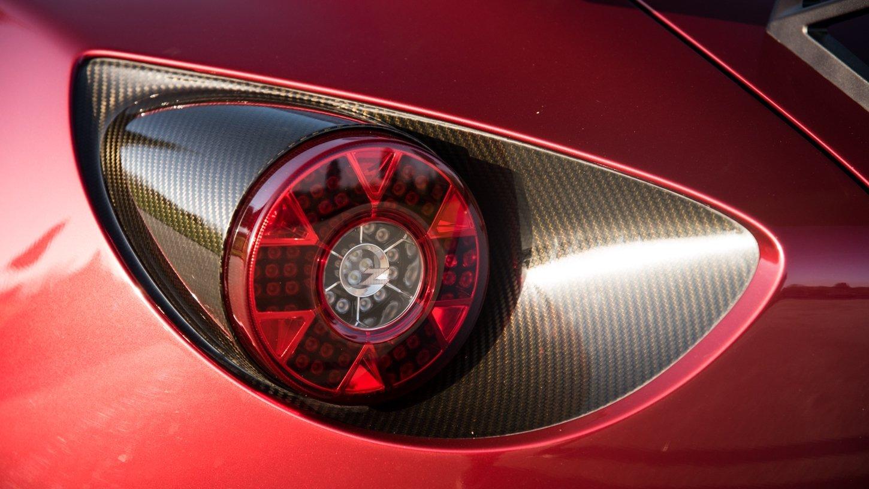 2012 Aston Martin V12 Vantage Zagato - One of 18 RHD  For Sale (picture 5 of 6)