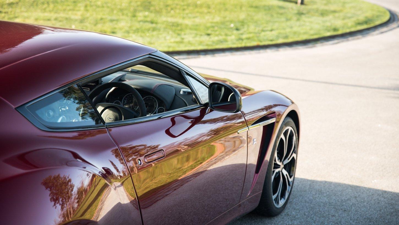 2012 Aston Martin V12 Vantage Zagato - One of 18 RHD  For Sale (picture 6 of 6)