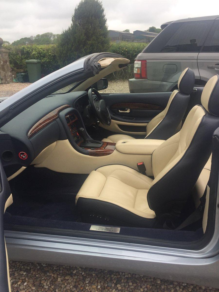 2002 Aston Martin DB7 Vantage Volante For Sale (picture 6 of 6)