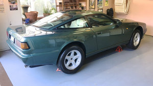 1991 Aston Martin Virage Coupe