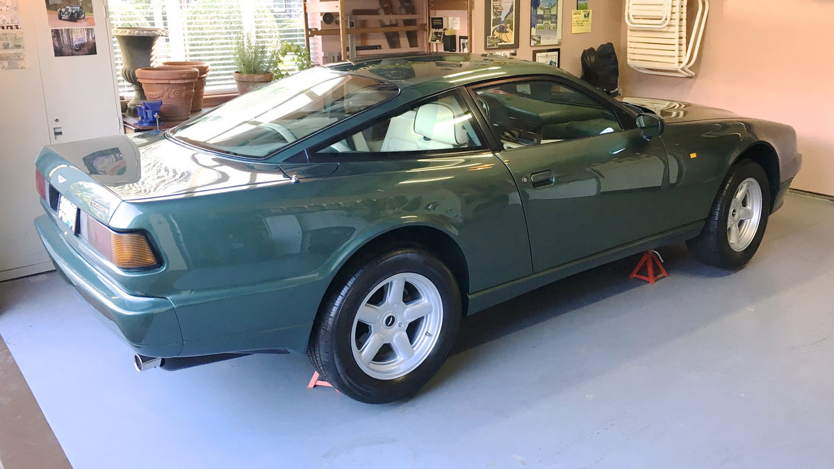 1991 Aston Martin Virage Coupe For Sale (picture 3 of 6)