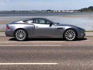 2004 Aston Martin Vanquish V12 Immaculate For Sale