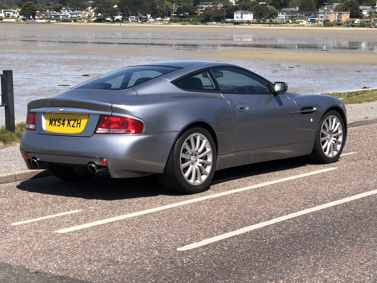2004 Aston Martin Vanquish V12 Immaculate For Sale (picture 6 of 6)