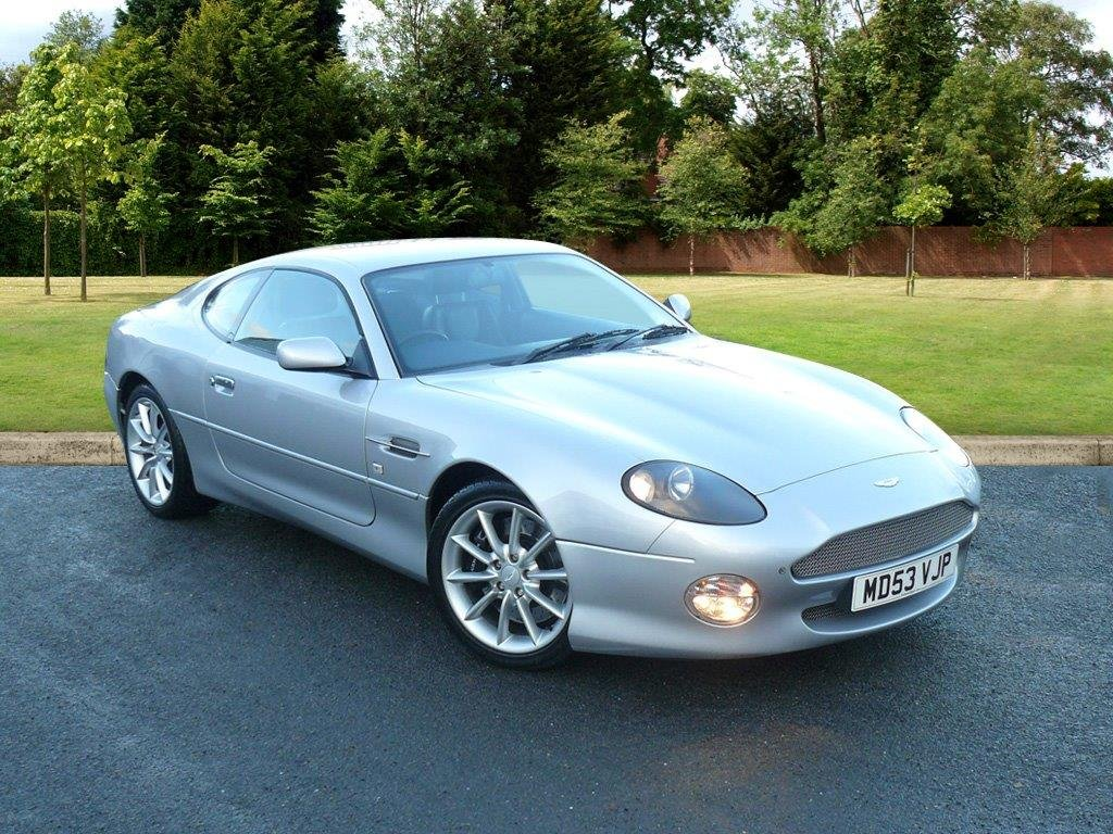 2004 Aston Martin DB7 Rare Opportunity  For Sale (picture 1 of 6)