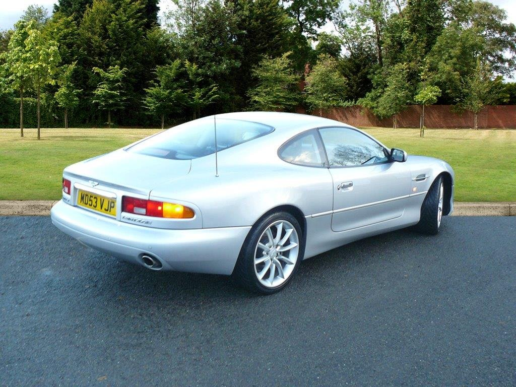 2004 Aston Martin DB7 Rare Opportunity  For Sale (picture 2 of 6)