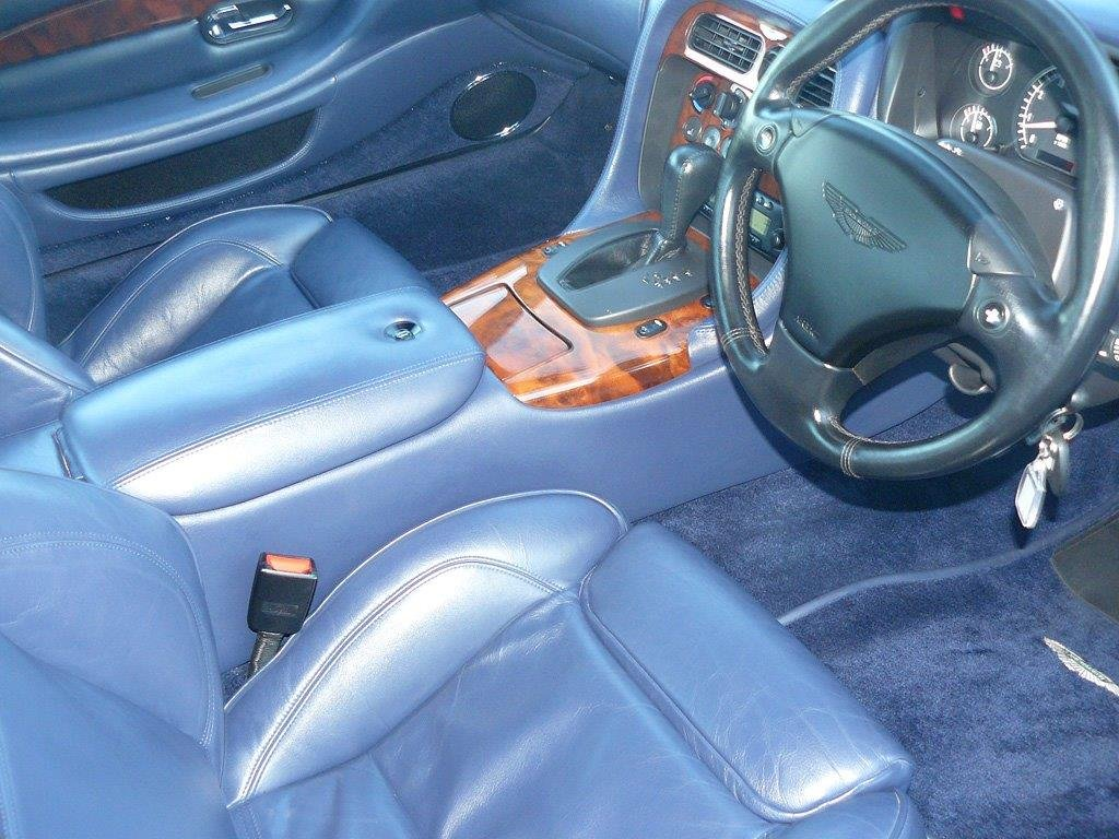 2004 Aston Martin DB7 Rare Opportunity  For Sale (picture 3 of 6)