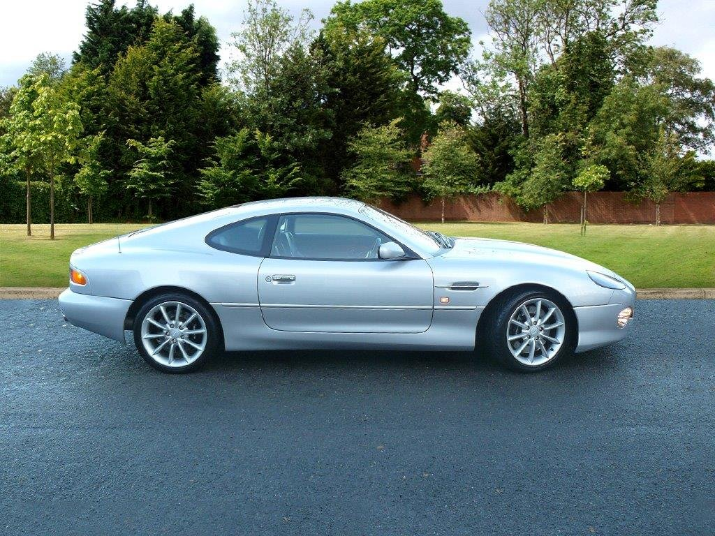 2004 Aston Martin DB7 Rare Opportunity  For Sale (picture 4 of 6)