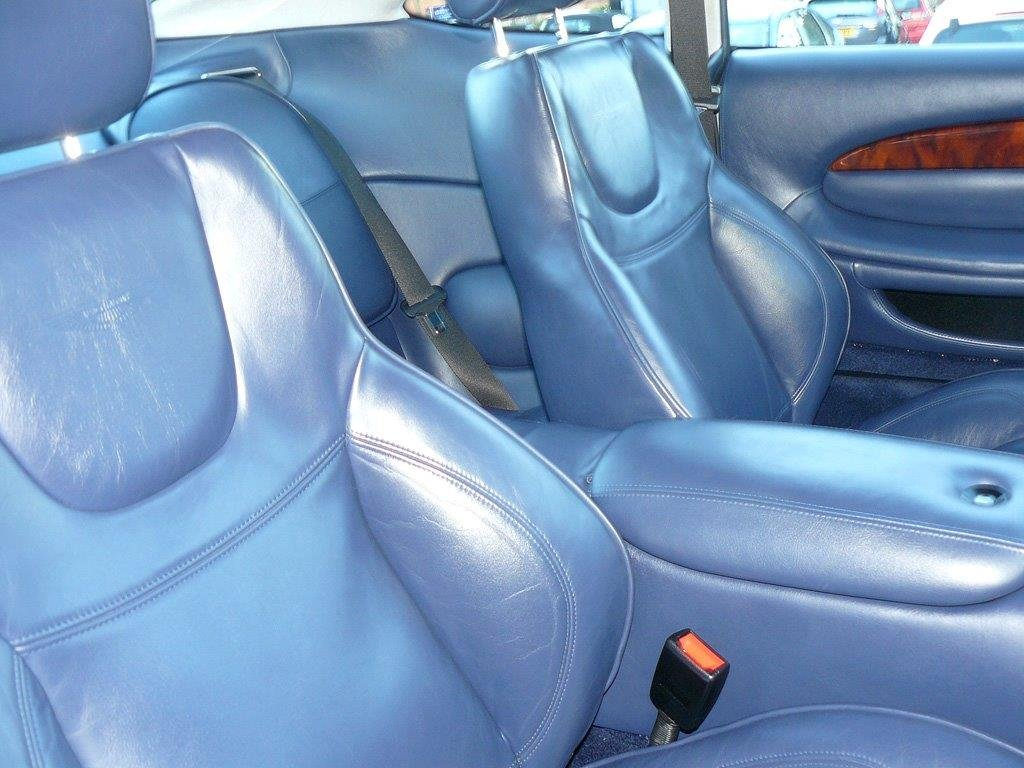 2004 Aston Martin DB7 Rare Opportunity  For Sale (picture 5 of 6)